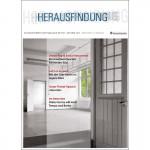 Cover HERAUSFINDUNG 2013